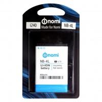 Аккумуляторная батарея Nomi для Nomi i240 (NB-4L)