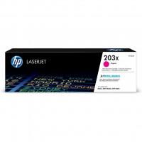 Картридж HP CLJ  203X Magenta 2.5K (CF543X)