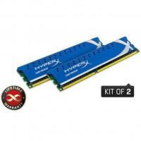 Модуль памяти для компьютера DDR3 4GB (2x2GB) 1600 MHz Kingston (KHX1600C9D3K2/4GX)