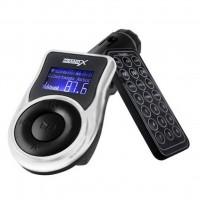 Автомобильный MP3-FM модулятор CUFM77GRX black SD/USB Grand-X (CUFM77GRX black)