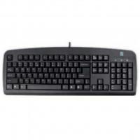 Клавиатура A4tech KB-720(A) BLACK PS