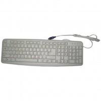 Клавиатура CODEGEN KB-1808 slim (1808/W/PS)