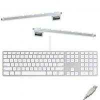 Клавиатура Keyboard (aluminium) Apple (MB110RS/B)