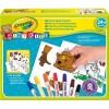 Набор для творчества Crayola Мой первый пазл-наклейка (81-8113)