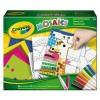 Набор для творчества Crayola Забавная мозаика (04-1008)