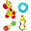 Прорезыватель Kids II Подарочный набор (9262)