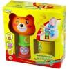 Развивающая игрушка BeBeLino Пирамидка Веселый зоопарк (57022)