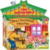 Настольная игра Vladi Toys Магнитный театр Три поросенка (VT3206-11)