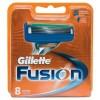 Сменные кассеты Gillette Fusion 8 шт (7702018877508)