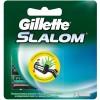 Сменные кассеты Gillette Slalom с увлажняющей лентой с экстрактом алое 3 шт (7702018867851)