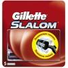 Сменные кассеты Gillette Slalom 5 шт (3014260286545)