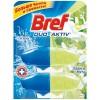 Туалетный блок Bref Duo-Aktiv Лайм & Мята 2 запаски х 50 мл (9000101007619)
