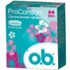 Тампоны o.b. ProComfort с покрытием SilkTouch Mini 8 шт (3574660142303)