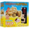 Конструктор Мир деревянных игрушек Багги (Д026)