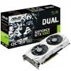 Видеокарта ASUS GeForce GTX1060 3072Mb DUAL OC (DUAL-GTX1060-O3G)