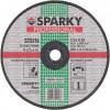Диск SPARKY шлифовальный по камню d 230 мм\ C 24 R\ 230x6x22.2 (20009567804)