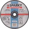 Диск SPARKY отрезной 230x3x22.2 абразивный A 30 R по металу (20009560404)