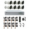 Комплект видеонаблюдения GreenVision GV-K-G03/08 720 (4958)