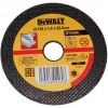 Диск DeWALT 125x1,6x22.2мм., отрезной по металлу (DT3409-QZ)