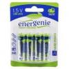 Батарейка EnerGenie AA LR6 * 4 (EG-LR6-4BL/4)