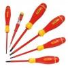 Набор инструментов Stanley отверток электрика FatMax VDE 1000V 6шт. (0-65-441)