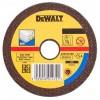 Диск DeWALT отрезной INOX по металлу, 125х2.5х22.2мм. (DT3446-QZ)
