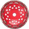 Диск SPARKY алмазная двухрядная чашка 5 127x25.4x22.23 (20009545800)