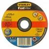 Диск Stanley отрезной по металлу, 125x1x22.2мм, тип DPC (STA32637)