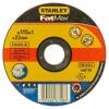 Диск Stanley отрезной по металлу, 115x1x22.2мм, тип DPC (STA32632)