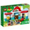 Конструктор Duplo Town Конюшня пони на ферме LEGO (10868)