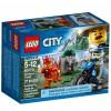 Конструктор LEGO City Police Погоня по бездорожью (60170)