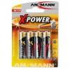 Батарейка Ansmann AA MN1500 LR6 * 4 (5015663)