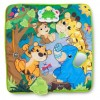 Детский коврик Chicco Musical jungle (07206.00)