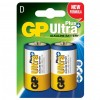Батарейка GP D GP Ultra Plus LR20 * 2 (13AUP-U2)