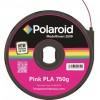 Пластик для 3D-принтера Polaroid PLA 1.75мм/0.75кг ModelSmart 250s, pink (3D-FL-PL-6016-00)