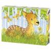 Кубики Goki Животные в лесу (57710G)