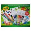 Набор для творчества Crayola с красками и фломастерами (04-0297)