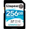 Карта памяти Kingston 256GB SDXC class 10 UHS-I U3 (SDG/256GB)