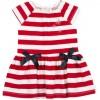 Платье Breeze в полоску (11813-104G-red)