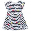 Платье Lovetti с рисуночками (5911-7-128G-white)