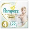 Подгузник Pampers Premium Care Pants Maxi Размер 4 (9-15 кг), 22 шт. (4015400681212)