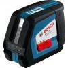 Лазерный нивелир BOSCH PT GLL 2-50 + BT 150 + вкладка под L-Boxx (0.601.063.105)