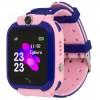 Смарт-часы AmiGo GO002 iP67 Pink