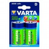 Аккумулятор D Power Accu 3000mAh * 2 Varta (56720101402)