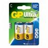 Батарейка C GP Ultra Plus Alkaline LR14 * 2 GP (14AUP-U2)
