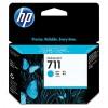 Картридж HP DJ No.711 DesignJet 120/520 Cyan (CZ130A)